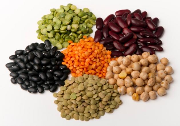 Fuentes de Hierro en los Alimentos